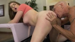 Remy Rayne - Teen Shows Love To Older Man