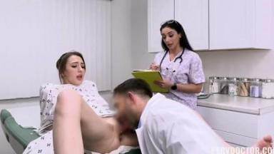 Tristan Summers And Sheena Ryder - Sheenas Bedside Manner
