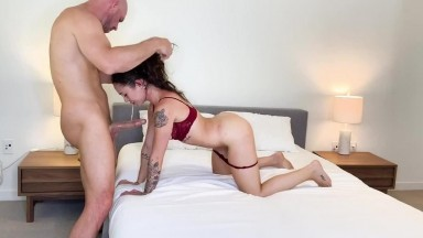 Mia Moore Booty Call With Johnny Sins