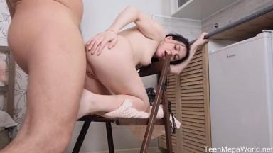 Ellie - Big dick in a hole