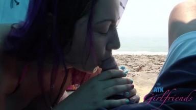 Lily Adams - Nicholas Beach