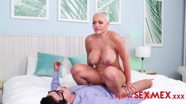 Dasha - Her Nephew Tore Her Asshole Up